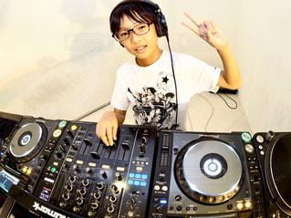 DJの写真・画像素材[1491878]
