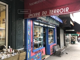 パリ散歩の写真・画像素材[2217377]