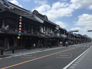 小江戸川越の街並みの写真・画像素材[1511229]