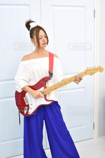 バンドgirlの写真・画像素材[1495984]