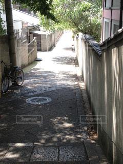口縄坂の写真・画像素材[1489828]
