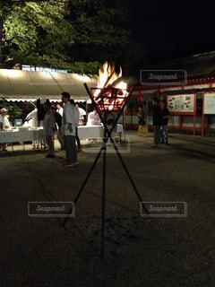 九月の下鴨神社の写真・画像素材[1526330]
