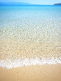 キラキラ輝く水面の写真・画像素材[1486881]