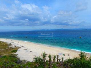 無人島の美しさの写真・画像素材[1487299]