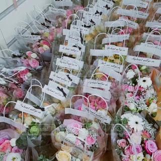 大量のお花の写真・画像素材[1502820]