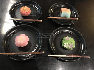 和菓子の写真・画像素材[1505847]