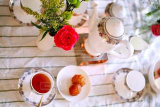 お茶の時間の写真・画像素材[1508548]
