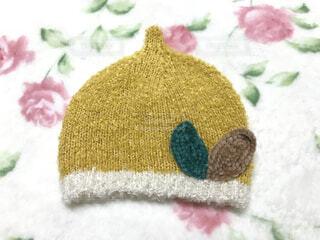 どんぐり帽子の写真・画像素材[1519750]