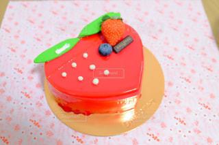 誕生日ケーキの写真・画像素材[1487584]