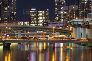 大阪のビル街の写真・画像素材[1488999]