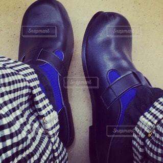 女性,1人,ファッション,自撮り,靴,足元,ピエロ,靴下,くつした
