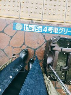 スーツケースの写真・画像素材[1045388]