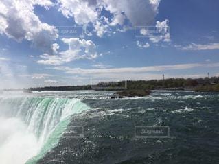 ナイアガラの滝の写真・画像素材[1490625]