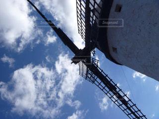 風車の写真・画像素材[148700]
