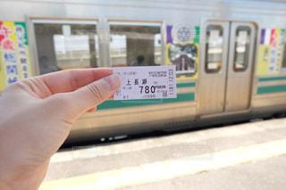電車の写真・画像素材[148793]