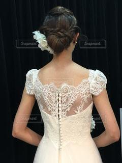 ドレスの写真・画像素材[352328]