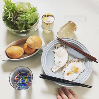 朝食の写真・画像素材[536250]