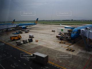 搭乗までの、ワクワクした時間。の写真・画像素材[1491242]