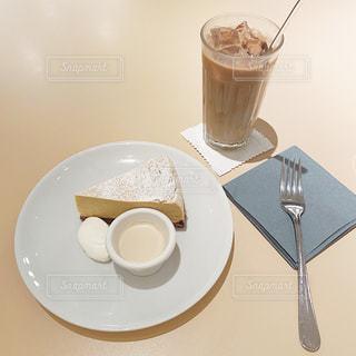 チーズケーキの写真・画像素材[3055242]