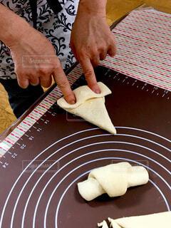 手作りパンの写真・画像素材[1496238]
