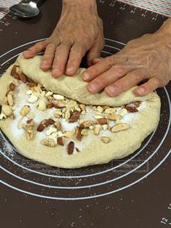 ミックスナッツシュガーパンの写真・画像素材[1499101]