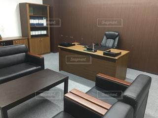 社長室のスクリーンショットの写真・画像素材[3310436]