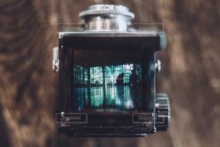 二眼レフから覗いた南昌荘の写真・画像素材[1510449]