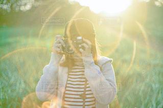 最高の夕日の写真・画像素材[1714029]