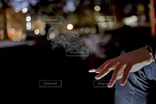 煙の写真・画像素材[1745808]