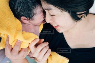 赤ちゃんの写真・画像素材[1497506]