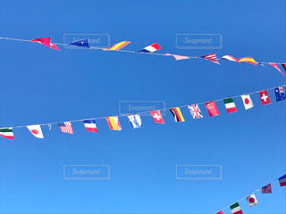 万国旗の写真・画像素材[1606319]