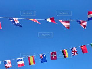 万国旗の写真・画像素材[1606320]