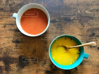 スープの写真・画像素材[1606385]