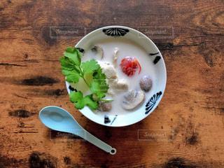 スープ、トムカーガイの写真・画像素材[2081569]