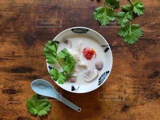 スープ、トムカーガイの写真・画像素材[2081591]