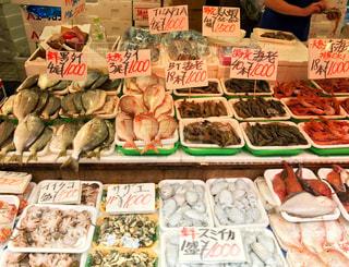 鮮魚店の写真・画像素材[2088676]