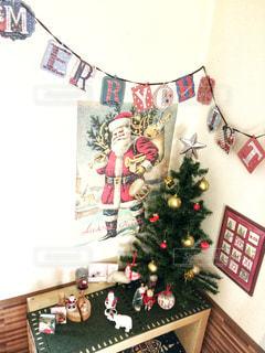 クリスマス飾り付けの写真・画像素材[1658600]