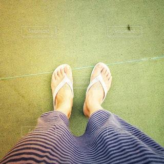 足元の写真・画像素材[2331484]