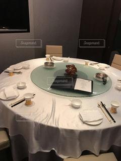中華テーブルの写真・画像素材[1505742]