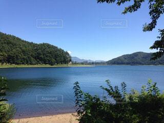 河口湖の写真・画像素材[1501712]