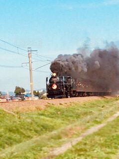 SL機関車の写真・画像素材[1531577]