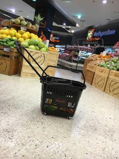 スーパーマーケットの写真・画像素材[1506447]
