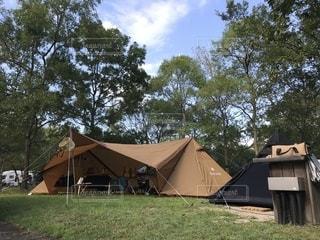 キャンプの写真・画像素材[2476731]
