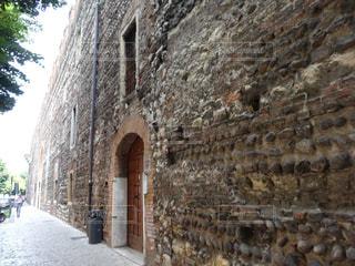 石造りの建物の写真・画像素材[1505392]