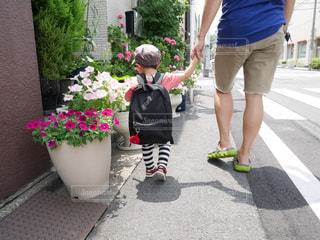 みんなでお散歩♡の写真・画像素材[1513427]
