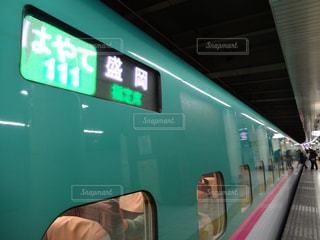 電車の写真・画像素材[1514983]