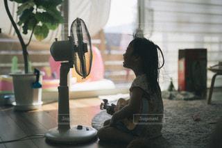 扇風機の写真・画像素材[1503728]