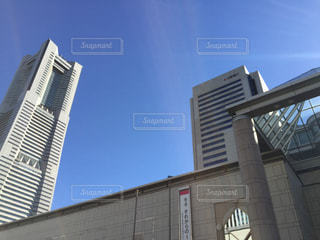 横浜の空の写真・画像素材[1523146]