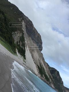 山からすぐに海の写真・画像素材[1549854]