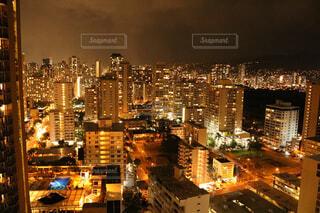 ハワイの夜景の写真・画像素材[1645831]